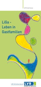 Flyer: LiGa - Leben in Gastfamilien