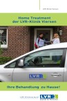 Deckblatt vom Flyer Home Treatment der LVR-Klinik Viersen